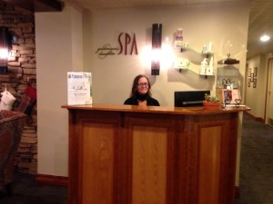 Welcome to the Goldminer's Daughter's Spa