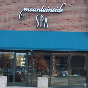 Mountainside Spa Cottonwood Utah location