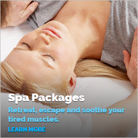 Spa Packages Learn More