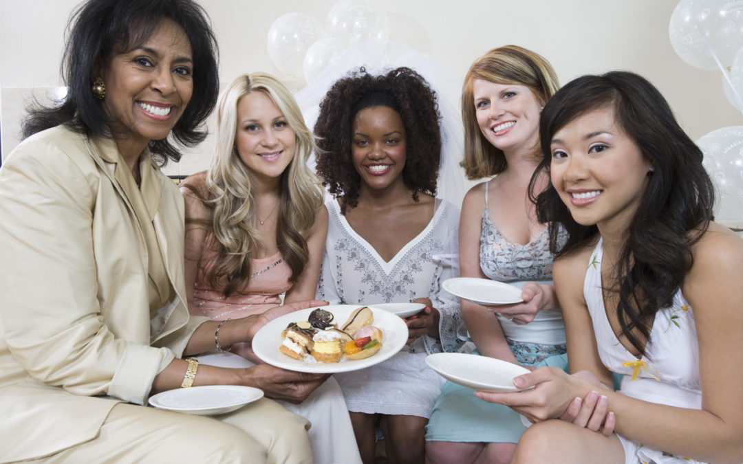 Host a Spa Bridal Shower: Ditch the Wedding Stress