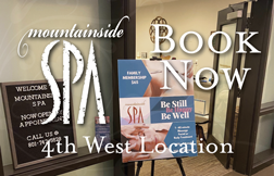 Professional Massage Therapy Book Now at 4th West