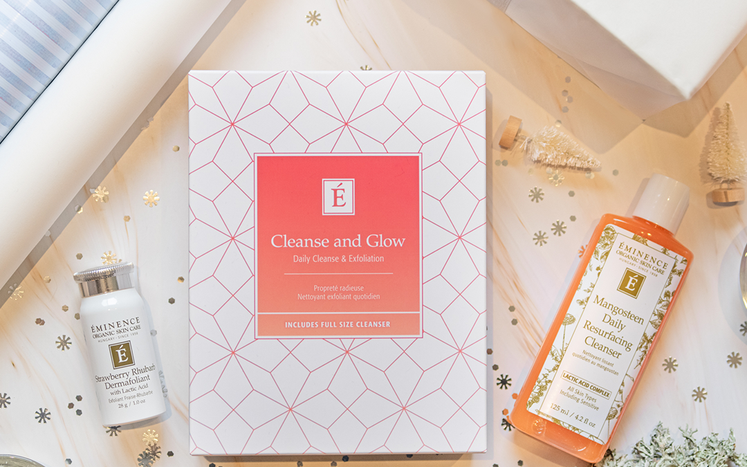 Cleanse and Glow Gift Set