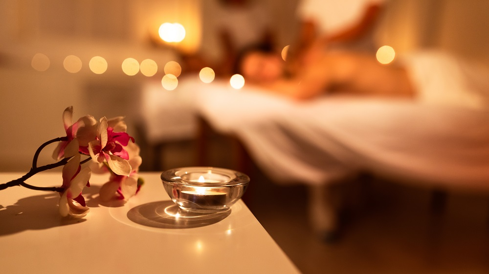 give your valentine the gift of relaxation
